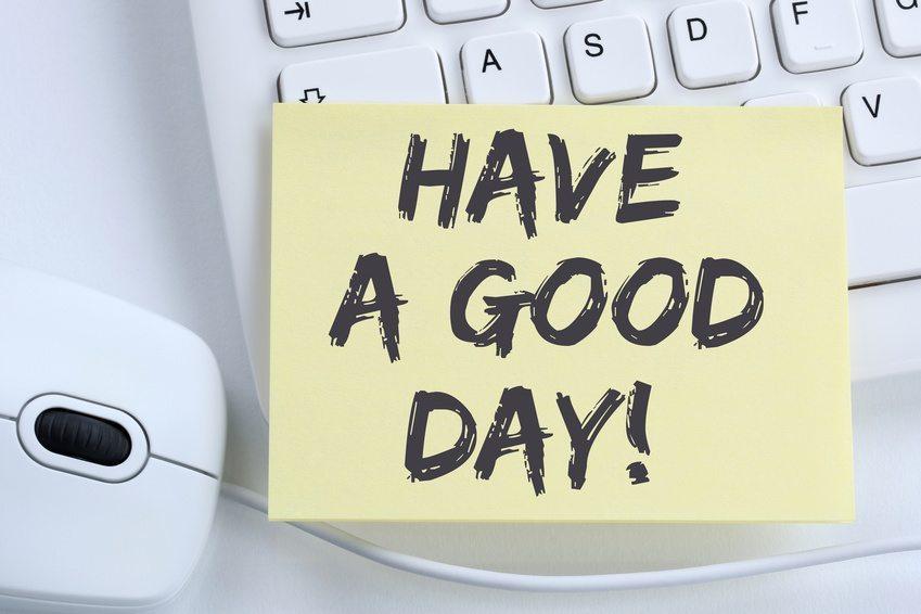 5 cles pour passer une bonne journée au bureau