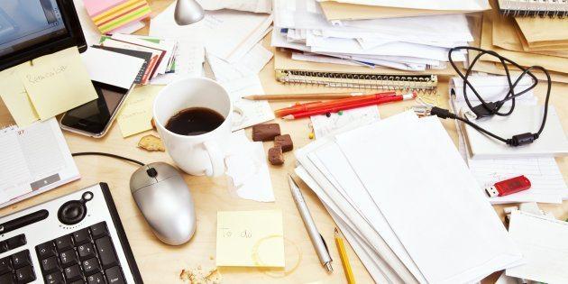 Pour la rentrée, ne vous forcez pas à ranger votre bureau